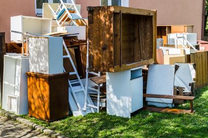 家具回収処分