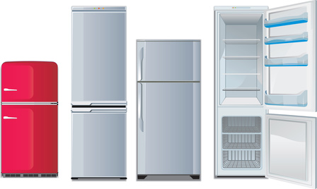 浜田市の冷蔵庫回収処分